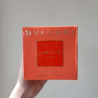 Authentic Bulgari Omnia Coral Perfume