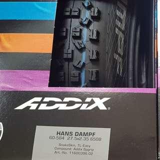 Schwalbe Hans Dampf Addix Speedgrip