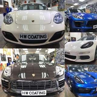 H.w coating