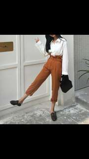 (PO) Early Spring Korean Chic Pants