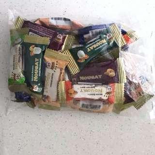 Australia Nougat Candy