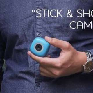 "Podo ""stick, shoot and share"" camera"