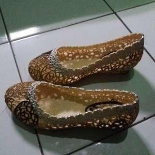 Sepatu jely shoes