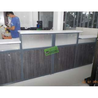 KHOMI FURNITURE SHOP - OFFICE RD-0788 - reception desk