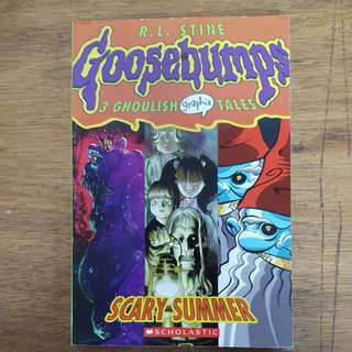 Goosebumps  : Scary Summer