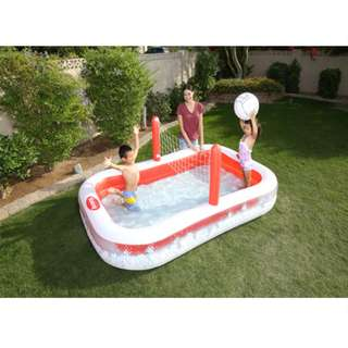 Bestway Inflatable Kids Swimming Pool Volleyball