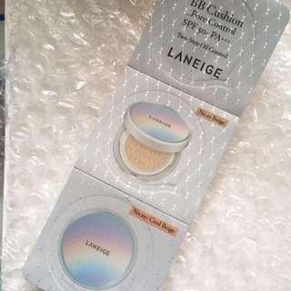 Laneige BB Cushion Pore Control 試用裝 21號