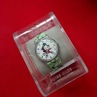 Swatch Cartoon Watch