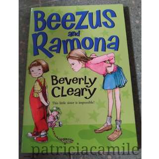 Beezus and Ramona by Beverly Clearly