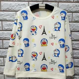 Sweater doraemon paris