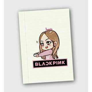 BLACKPINK Notebook