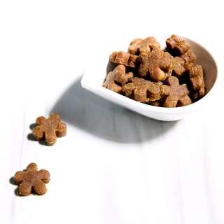 Peanut Cookies | Human-Grade Dog Food