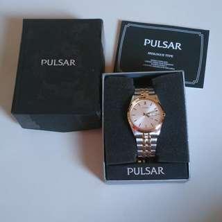 Pulsar Analogue Watch