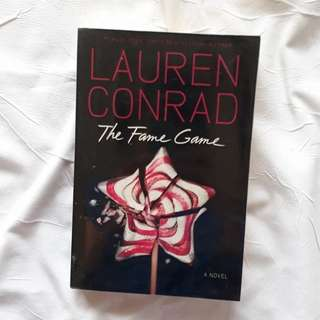 The Fame Game By Lauren Conrad (REPRICED)