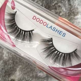 Dodo Lashes in D316