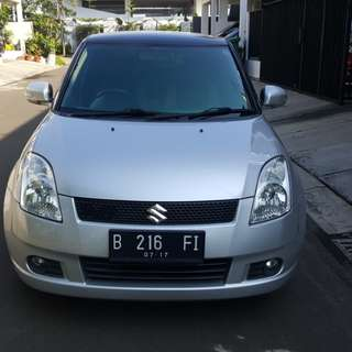 Suzuki Swift GL 2007 AT