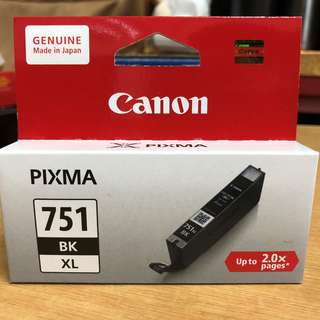 Brand New!!! Canon 751 (XL) INK