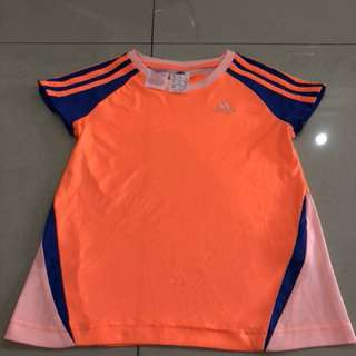 Adidas Shirt (Girl) (7-8 years)