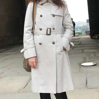 Trench coat for Autumn / Winter