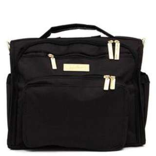 Jujube diaper bag- Black