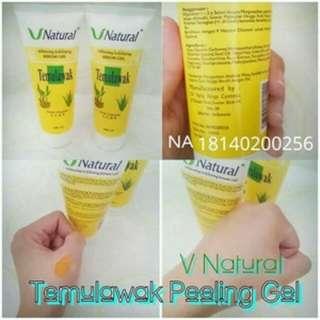 V natural gel