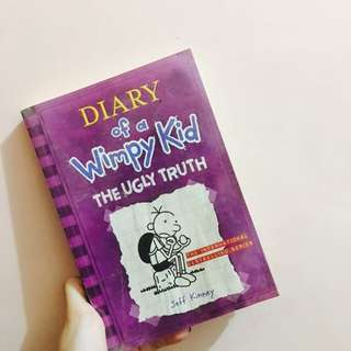 Diary or a wimpy kid