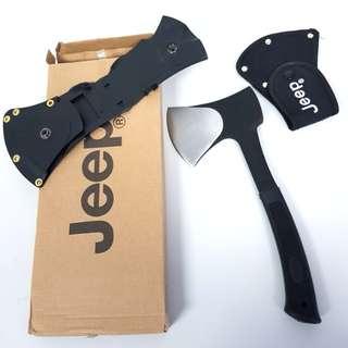 JEEP survival axe