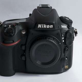 Nikon D800E Body (SC 300)