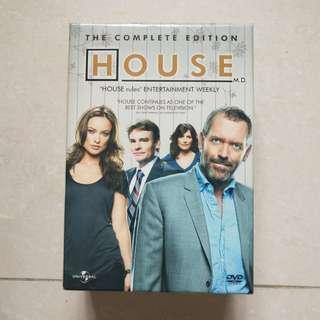 House season1-6