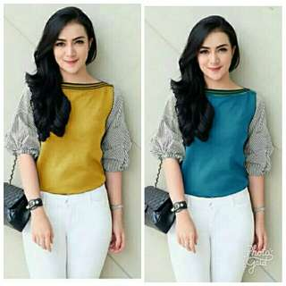 Tria top UK.  All size fit to L
