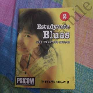 ESTUDYANTE BLUES by Stuart Lingat Jr