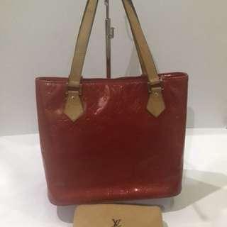 Louis Vuitton Vernis tote bag