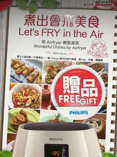 Let's FRY in the Air - Wonderful Dishes by Airfryer