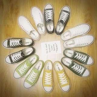 Oldschool shoes