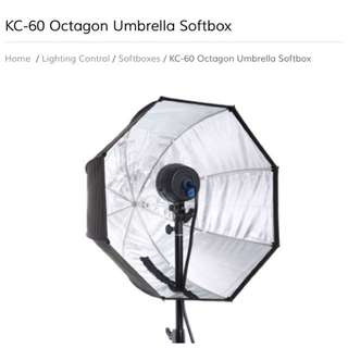 KC-60 Octagon Softbox