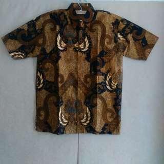 Kemeja Batik Pria L