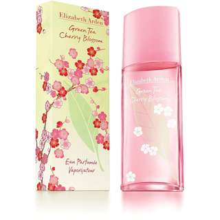 Elizabeth Green Tea Cherry Blossom 100ml