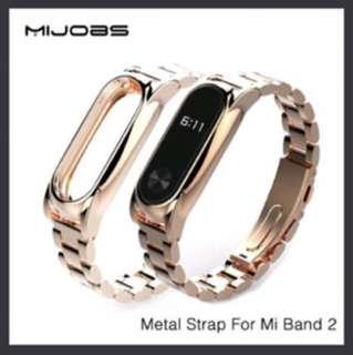 Xiaomi wrist metal band