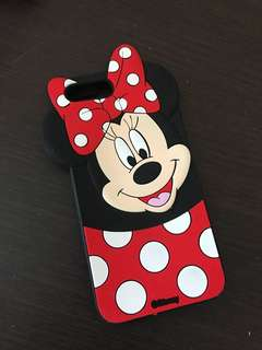 Minnie Mouse iPhone 7 Plus Case