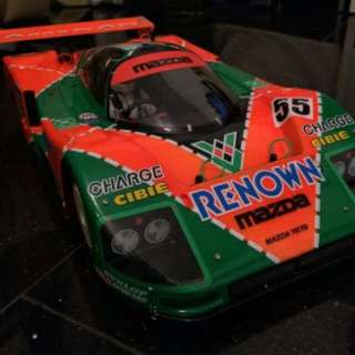 RC Tamiya 1/10 Lemans 787B 遙控車