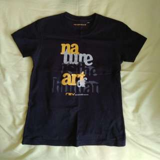 Words Printed Cotton T-Shirt
