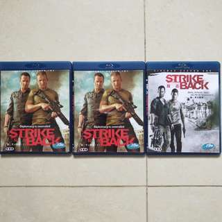 Strike back season1-2(All season)