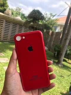 Case Iphone 7 , Red edition