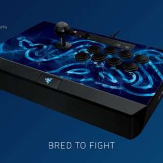 Razer Panthera Arcade Stick for the PS4