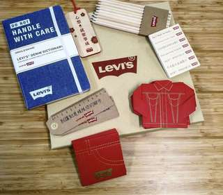 Levi's 2018 CNY Gift Set