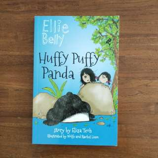 Ellie Belly Huffy Puffy Panda