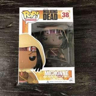 Funko Pop! The Walking Dead: Michonne 38