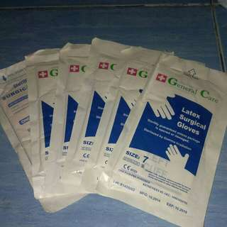 General Care (Hand Gloves Steril) // Sarung Tangan