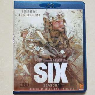 Six(Whole episode)