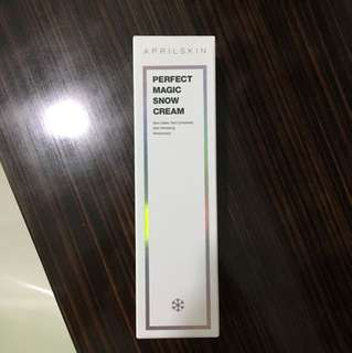 AprilSkin magic cream